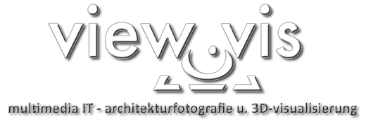 viewvis - multimedia IT, architekturfotografie und visualisierung